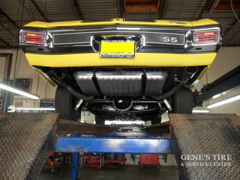 Killer Chevelle Performance Dual Exhaust Gene S Custom